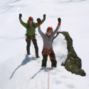 initiation alpinisme, alpinisme hivernal