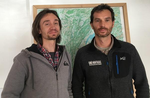 Charlie et Bertrand-photo