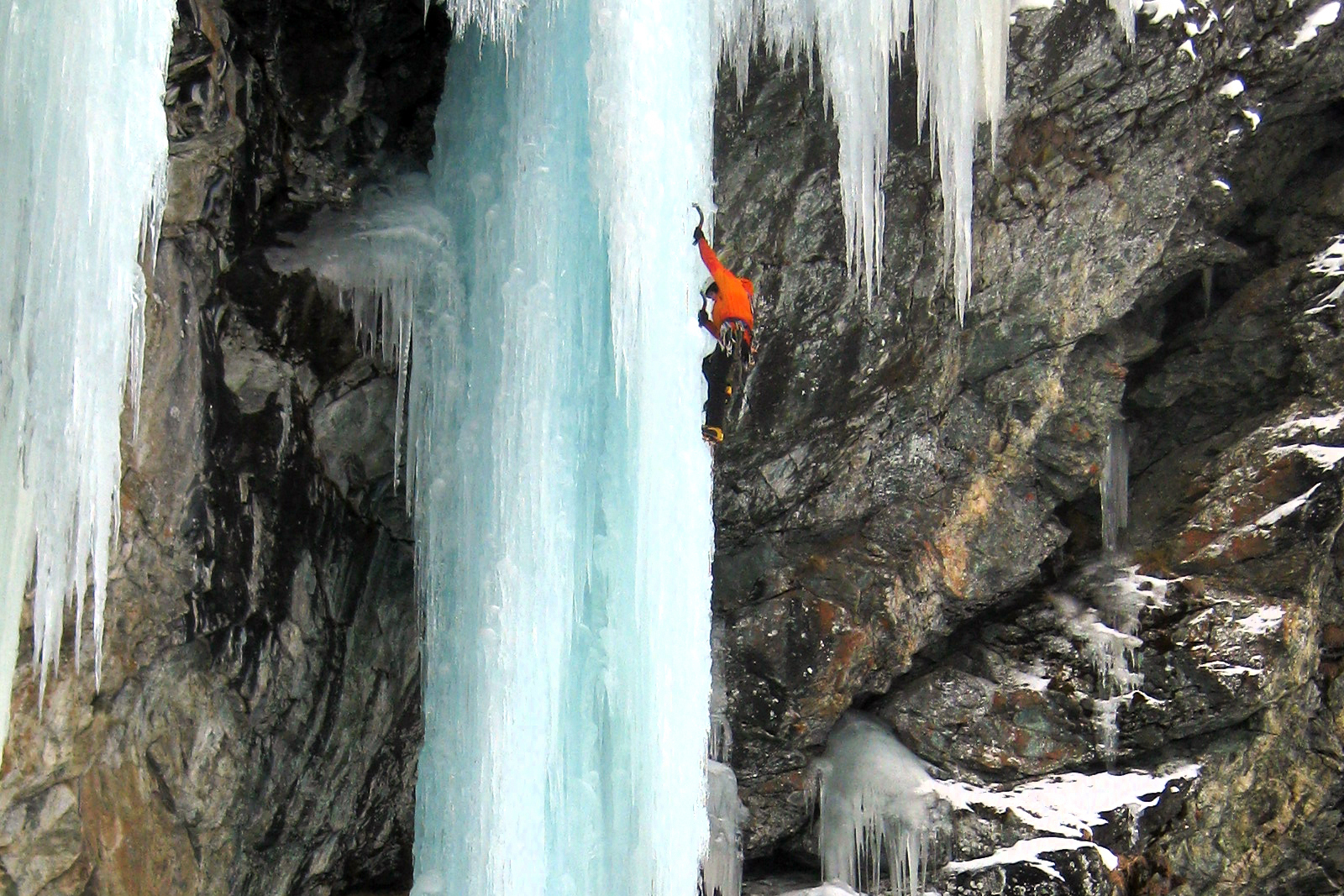 Calendrier sorties - Cascade de glace initiation