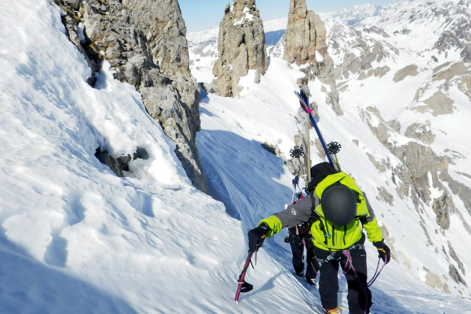 Calendrier sorties - Tour de la Meije en ski de rando