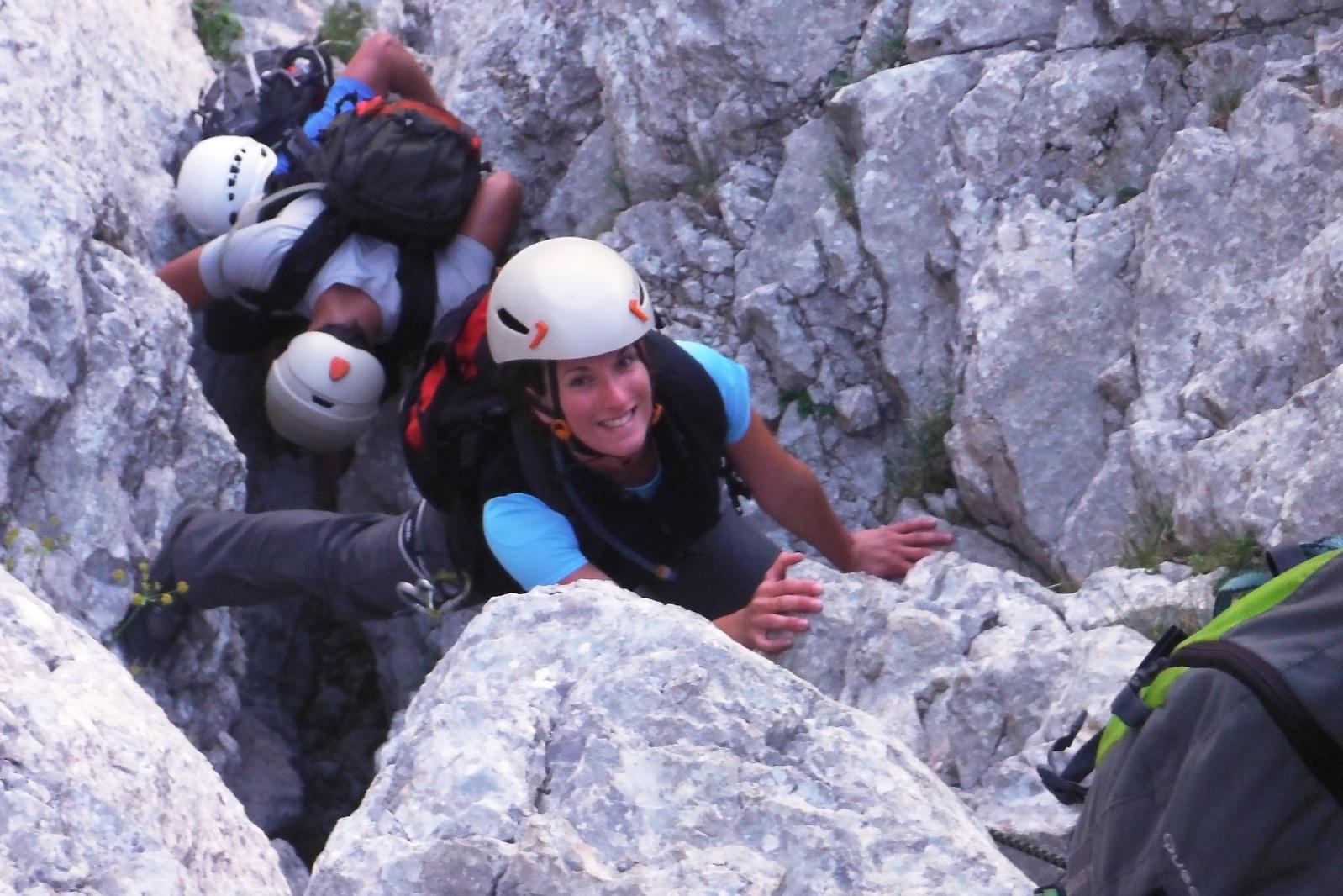 Mont-Aiguille avec les guides de Grenoble