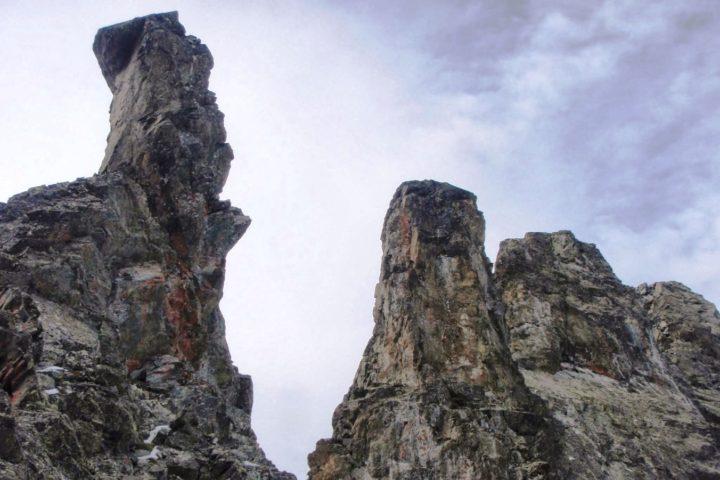 Traversée des 3 pics de Belledonne avec le bureau des guides de Grenoble