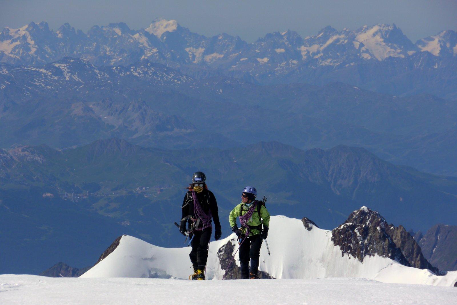 Calendrier sorties - Découverte des glaciers de la Meije