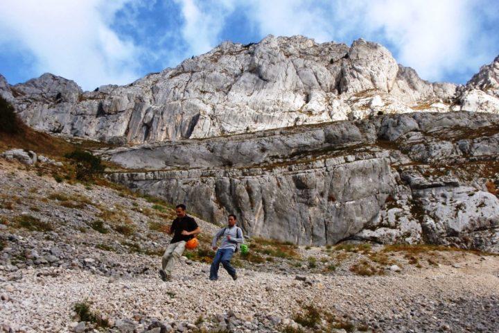 Traversée des Arêtes du Gerbier avec le bureau des guides de Grenoble