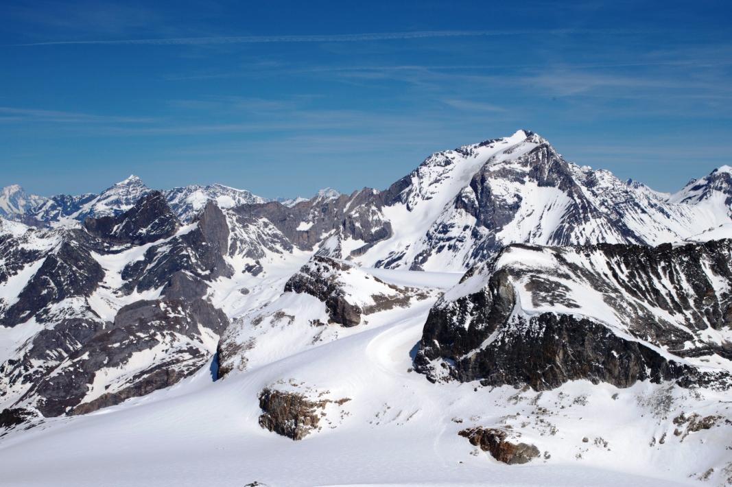 Calendrier sorties - Traversée des Dômes de la Vanoise