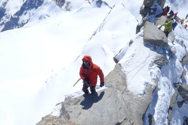 Ascension du Grand Paradis avec le bureau des guides de Grenoble
