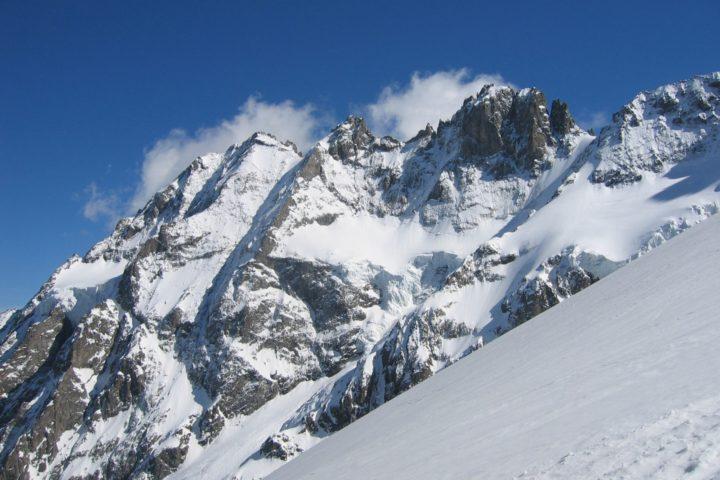 Randonée glaciere - guides de Grenoble - decouverte glaciaire randonnee glaciaire tour de meije