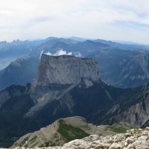 randonnée montaiguille - bureau des guides et accompagnateurs montagne de Grenoble