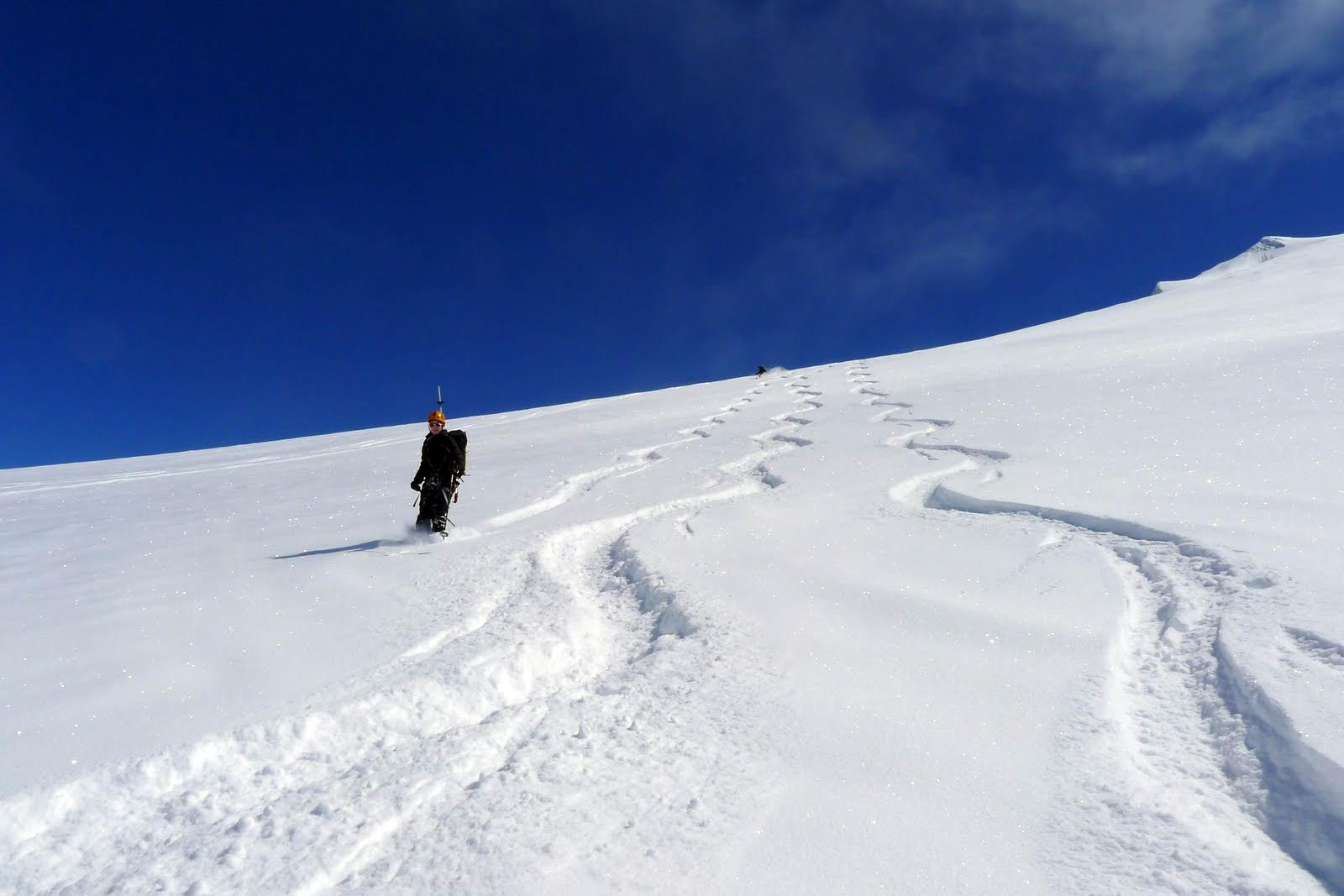 Nivologie Progression Ski de Randonnée (ANENA)
