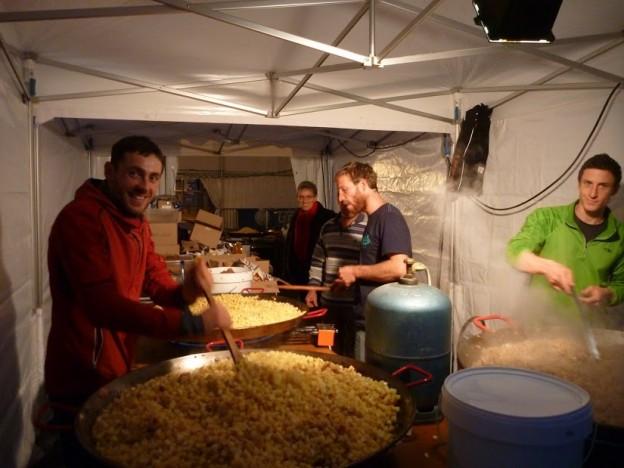 rendez vous au sumum pour le festival du film de montagne de Grenoble