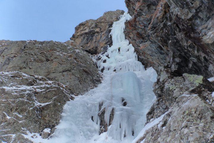 Cascade de Glace – Vallon du diable