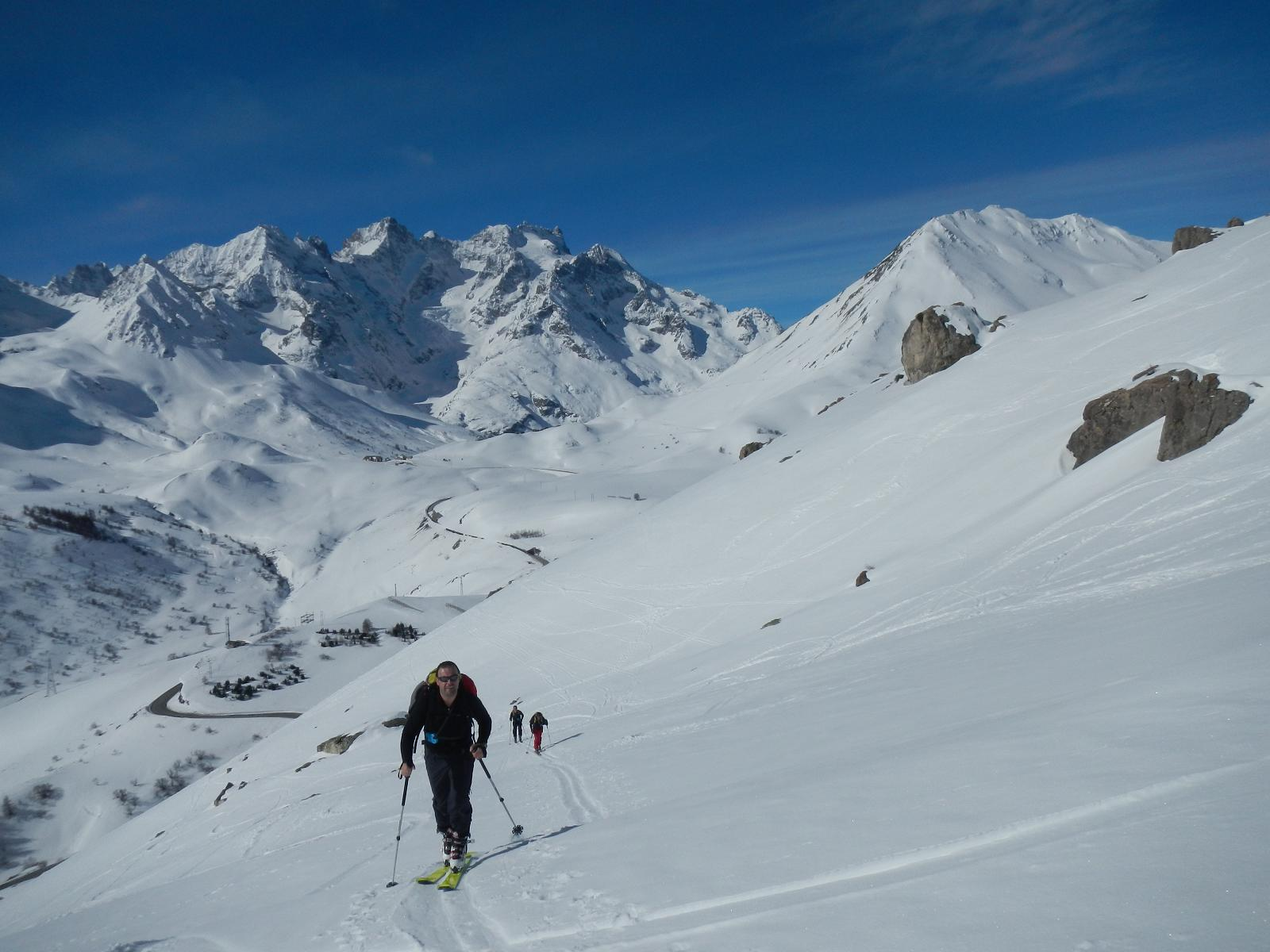 Calendrier sorties - Raid de 3 jours en Ski de rando vers le Thabor (Cerces)