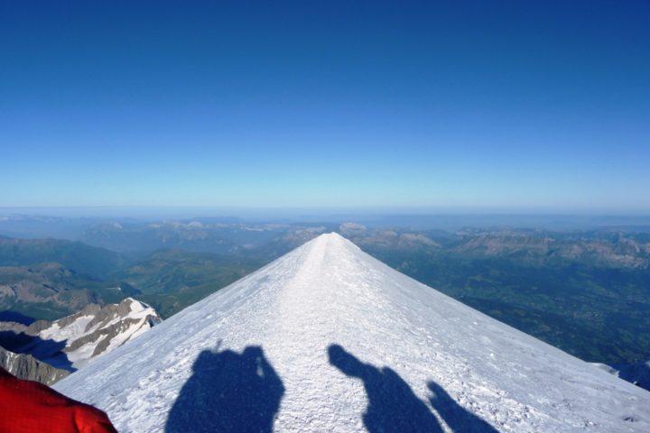 satge mont blanc 5 jours; au sommet du Mont-blanc avec le bureau des guides de Grenoble
