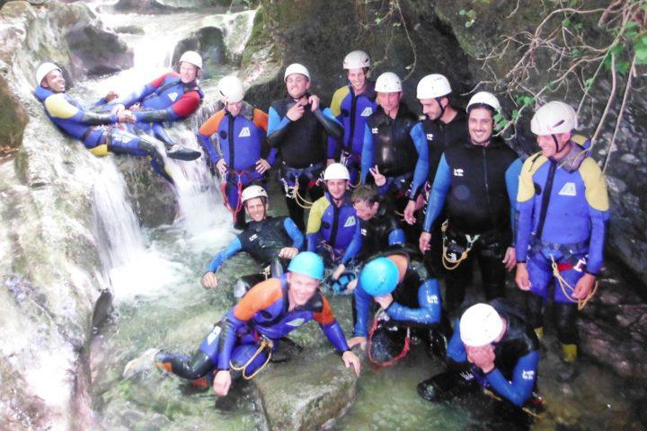 Canyoning Grenoble