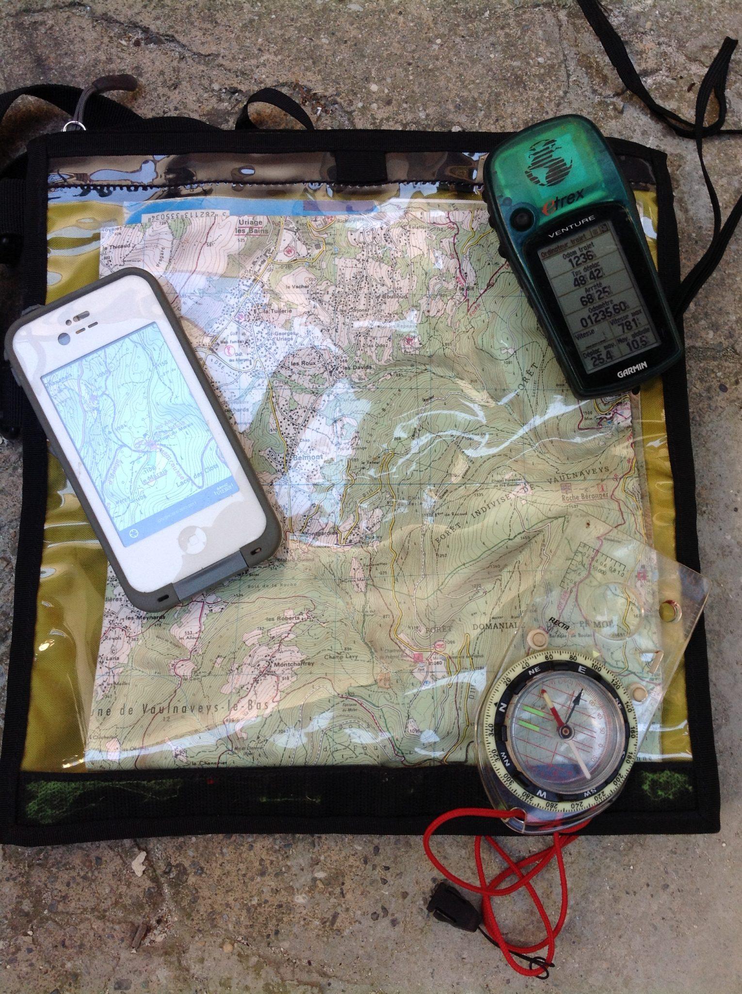 Orientation Cartographie (niveau confirmé)
