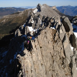 Conditions montagne avec guide-grenoble.com