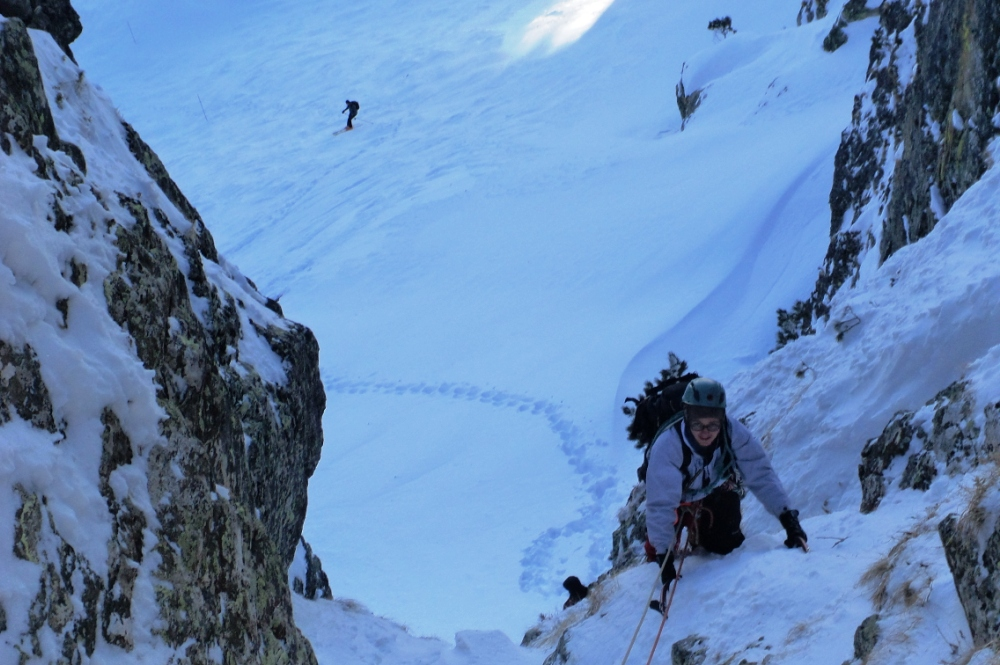 Calendrier sorties - Initiation alpinisme hivernal