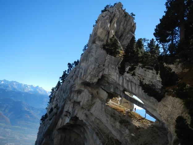 Rando du Vertige autour de la Tour Percée et l'Arche Miracle