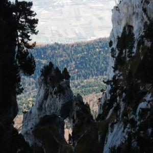 rando insolites en chartreuse à l'arche miracle
