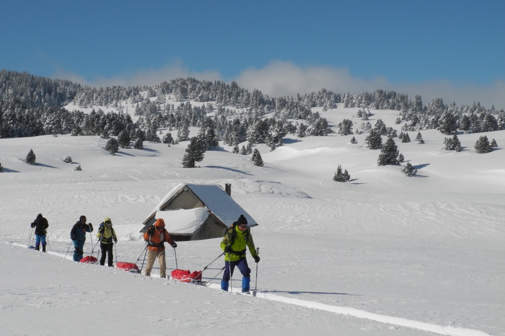 Calendrier sorties - Organisation d'une sortie en ski nordique