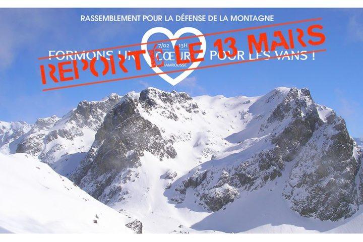 Initiation ski de randonnée aux Vans