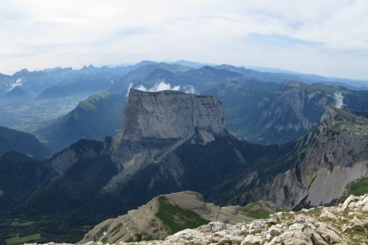 Ascension du Mont Aiguille !