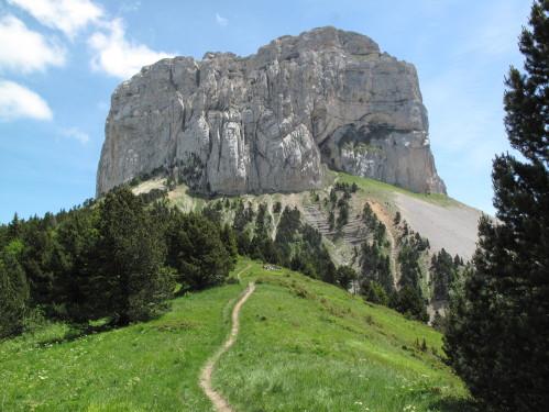 Calendrier sorties - Mont Aiguille