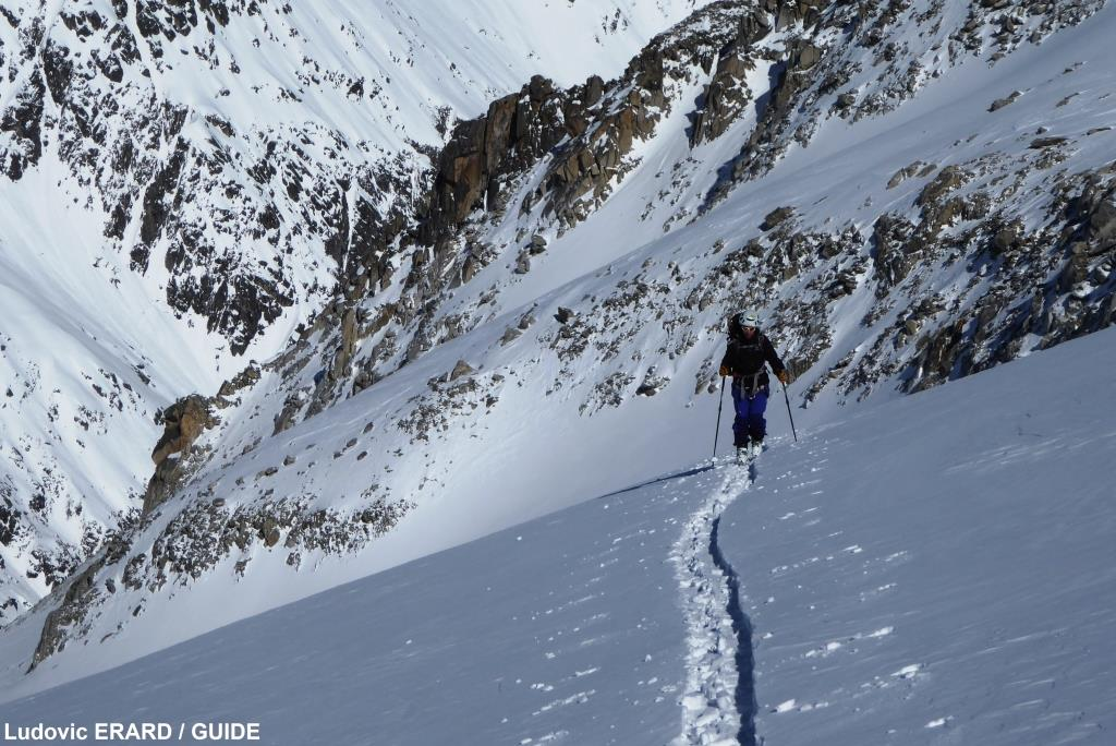 Calendrier sorties - Initiation Ski de rando