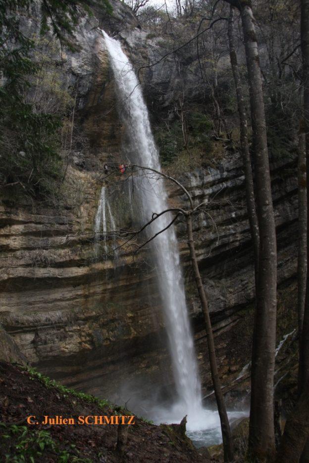 Randonnée et cascades