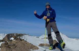 Nicolas Condevaux Guide de Haute Montagne